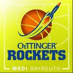 Bild: medi bayreuth vs. Oettinger Rockets - ZWEITMARKT Saison 17/18