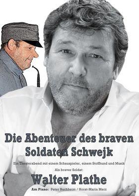 Bild: Walter Plathe: Die Abenteuer des braven Soldaten Schwejk
