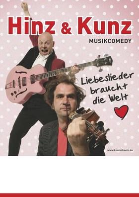 Bild: Hinz & Kunz - Liebeslieder braucht die Welt - Premiere