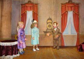 Bild: Marionettentheater für Erwachsene -