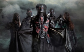 Cradle of Filth - Cryptoriana World Tour + very special guest Moonspell