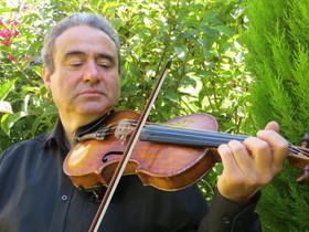 Bild: Vladimir Rivkin, Violine und Uwe Balser, Klavier