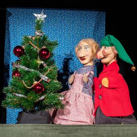 Bild: O Tannenbaum – Weihnachten bei Kasper & Gretel