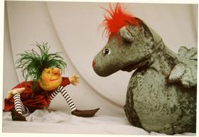 Bild: Hexenzauber mit dem kleinen Drachen Otto