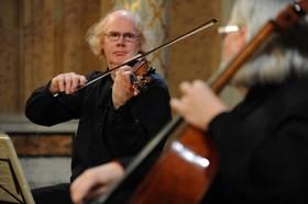 Bild: Klavierquartett Vogler/ Sachse/ Bruns/ Siirala