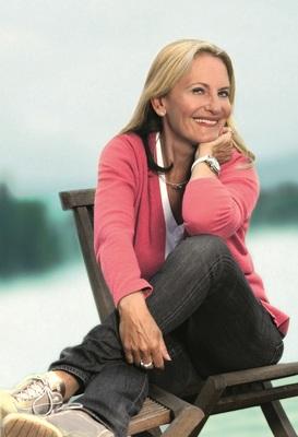 Bild: Lesung mit Gaby Hauptmann - Gaby Hauptmann präsentiert ihren neuen Roman