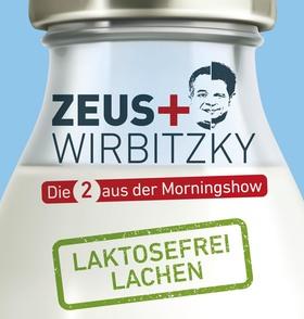 Bild: Laktosefrei Lachen mit Zeus & Wirbitzky - Die 2 aus der Morningshow