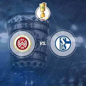 Bild: SV Wehen Wiesbaden - FC Schalke 04