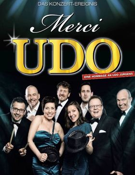 Bild: Merci Udo - Musical-Show