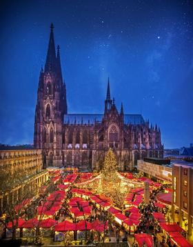 """Bild: Kölsche Weihnacht - Konzert mit dem Männgergesangverein """"Cäcilia"""" Buschbell und der Band Sylvester 75"""