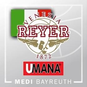 Bild: medi bayreuth vs. Umana Reyer Venedig - ZWEITMARKT BCL 17/18