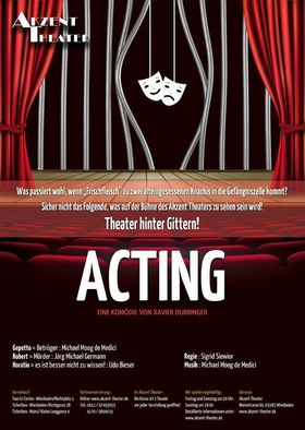 Bild: Acting -Theater hinter Gittern!