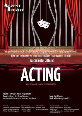 Bild: Acting -Theater hinter Gittern! - Akzent Theater