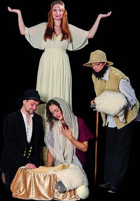 Bild: Die Weihnachtsgeschichte - Als Mitspieltheater für die ganze Familie!