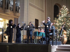 Bild: Jahresschlusskonzert  Weihnachten im alten Sachsen