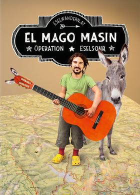 Bild: KuBuS-Operation Eselsohr mit El Mago Masin - Jetzt wird`s tierisch musikalisch!