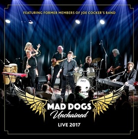 Bild: Mad Dogs Unchained - Tour 2018 - A tribute to Joe Cocker and his music