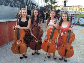 Bild: Die Kolophonistinnen - Altweiber-Fastnacht-Alternativ-Konzert