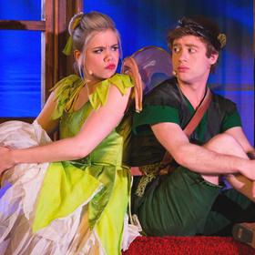 Bild: Peter Pan - das Musical - Musical für Kinder
