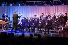 Bild: hfmdd jazz orchestra feat. Sebastian Merk