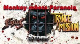 Bild: Trancemission + Sensles + Storm: Monkey meets Paranoia