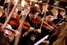 Bild: Neujahrskonzert - Mit der Jungen Philharmonie Brandenburg