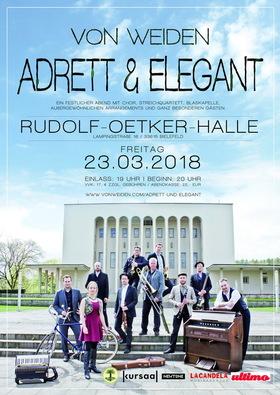 Bild: Von Weiden - Adrett und Elegant - Adrett und Elegant