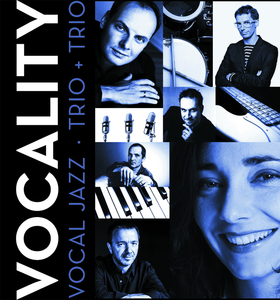 Bild: Vocality - Vocal-Jazz Band mit Oliver Gies (Maybebop) - Back Again