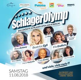 Bild: SchlagerOlymp Berlin 2018