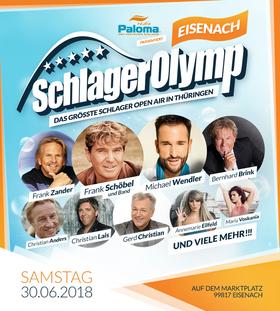 Bild: SchlagerOlymp Eisenach 2018
