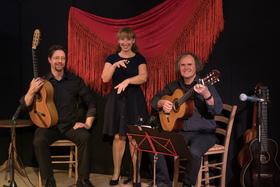 Bild: Ensemble Triolé - Dialog von Kastagnetten und Gitarren