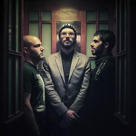 Bild: David Helbock Trio