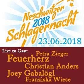 Bild: Neschwitzer Schlagernacht 2018 - Das größte Schlager Open-Air der Oberlausitz.