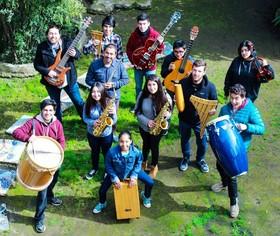 Bild: Orquesta Latina EPA - aus Viña del Mar / Chile