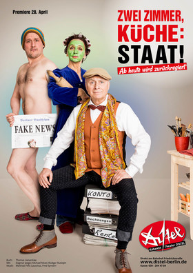 Bild: Kabarett-Theater DISTEL -