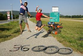 Bild: Rückenwind – Mit dem Rad um die Welt