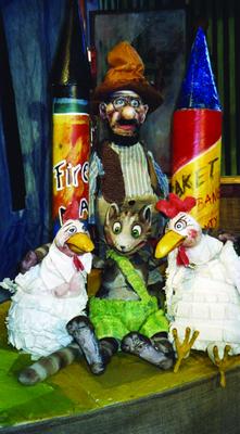 Bild: Ein Feuerwerk für den Fuchs