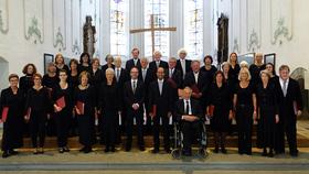 Bild: Festkonzert 50 Jahre Kammerchor Lindau (B) - Lobgesang von Felix Mendelssohn Bartholdy