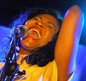 Bild: Eröffnungskonzert Freiburg Blues Festival