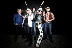 White Cowbell Oklahoma - Special Guest: Ape Shifter