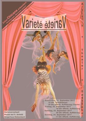Bild: Varieté Varieté - Zirkus Chicana