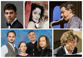 Bild: Lange Nacht der Musik - Musik aus vier Jahrhunderten von Klassik bis Jazz