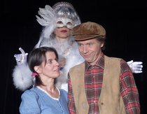 Bild: Die Schneekönigin - Märchentheater für Jung und Alt (ab 4 Jahren)