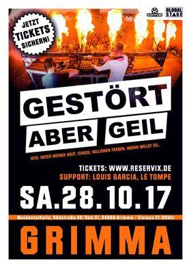 Bild: Gestört aber GeiL - Gestört aber GeiL Live - Grimma