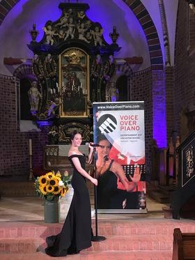 Bild: Musicalzauber - Das etwas andere Kirchenkonzert - von Cats, Evita, Anastasia zu Queen, Abba und Georg Kreisler u.v.m.