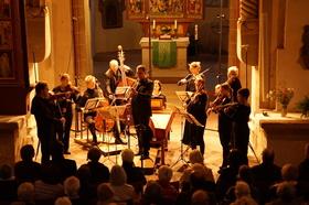 Bild: Bach. Orchestersuiten. - Konzert für den Verein.