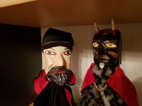 Bild: Dr. Johann Faust´s Leben und Höllenfahrt - Oberbayerisches Puppentheater