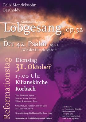 Bild: Konzert zum Reformationstag