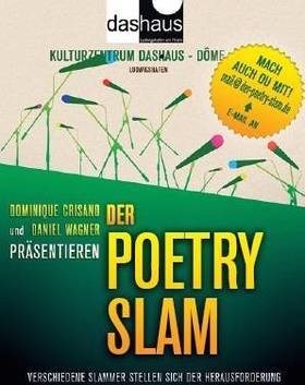 Bild: Poetry Slam - Kulturzentrum dasHaus
