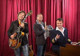 Bild: Gregor Hildens Organ Trio